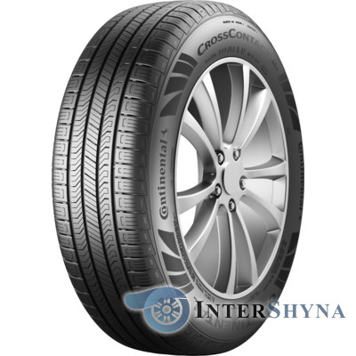 Шины всесезонные 255/65 R19 114V XL FR LR Continental CrossContact RX