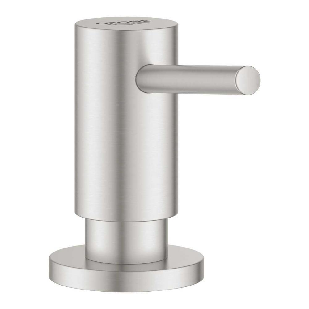 Дозатор для жидкого мыла, Grohe Cosmopolitan, суперсталь (40535DC0)