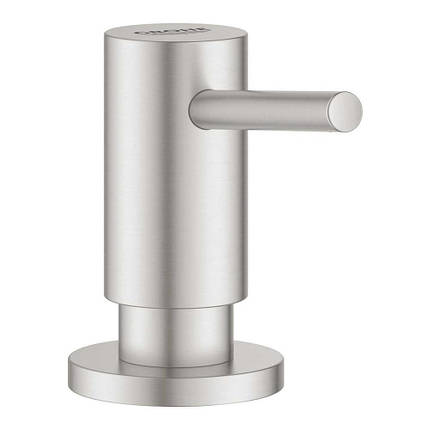 Дозатор для жидкого мыла, Grohe Cosmopolitan, суперсталь (40535DC0), фото 2