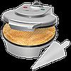 Вафельница для тонких вафель Clatronic HA 3494 1200 Вт.Германия, фото 4
