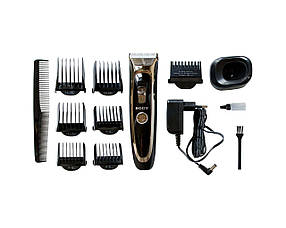 Акумуляторна Машинка для стрижки волосся з керамічними ножами SODY SD 2022 КОД: 10139