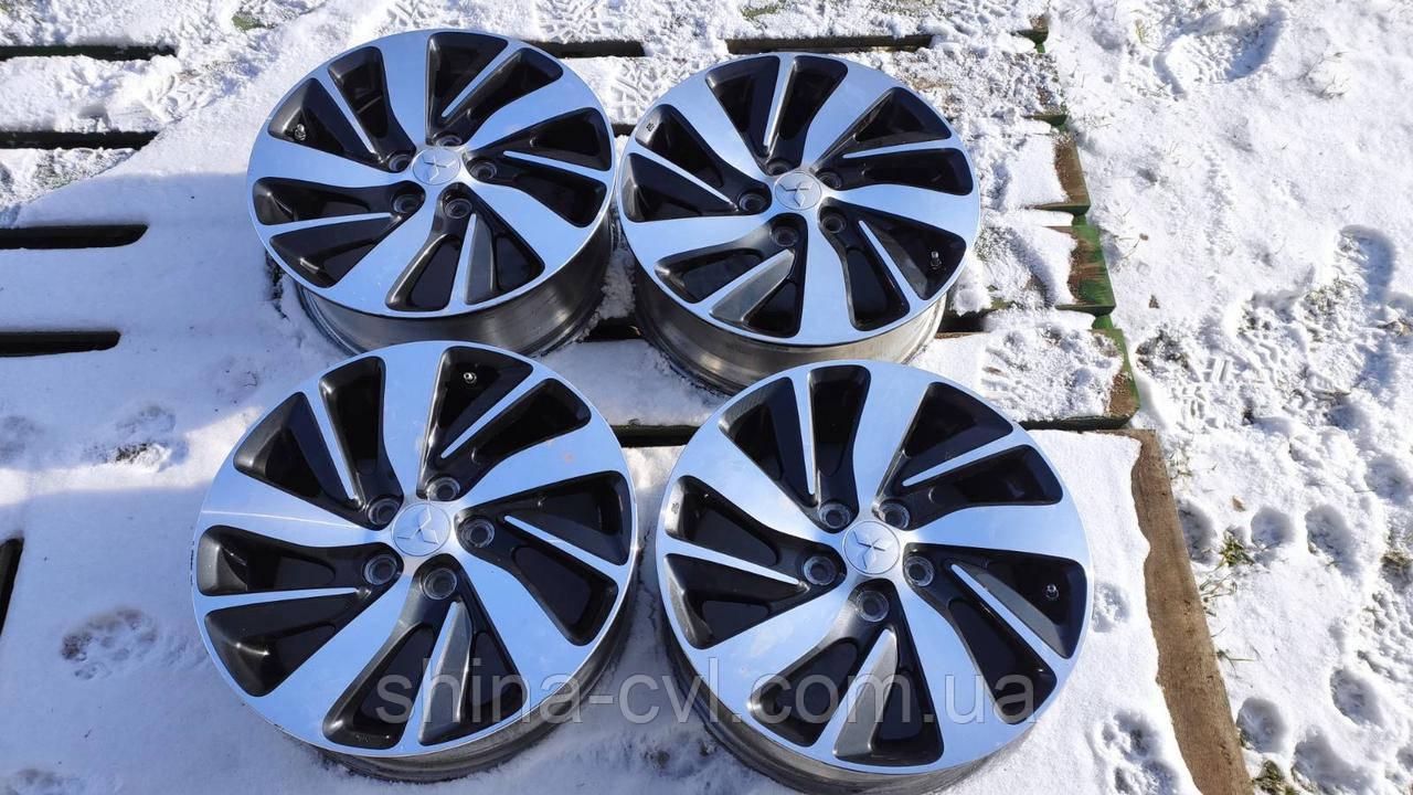 Диски 5.114.3 R17 6.5 J ET46 DIA67.1 MITSUBISHI ICE-X/OUTLANDER/LANCER X/LANCER X SPORTBACK