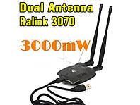 Сетевая BT-N9100 Dual Wifi Ralink 3070 3000mW