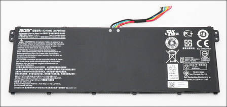 Оригинальная батарея для ноутбука Acer V3-111P, V3-112P, V3-331, V3-371, V3-372 - AC14B18J - АКБ, фото 2