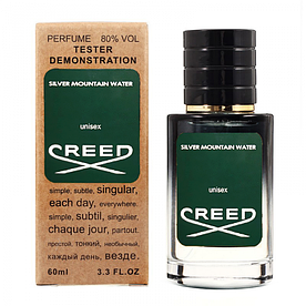 CREED Silver Mountain Water TESTER LUX, унісекс,60 мл