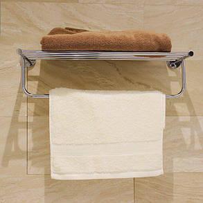 Полочка для полотенец Grohe BauCosmopolitan 56,4 (40462001), фото 2