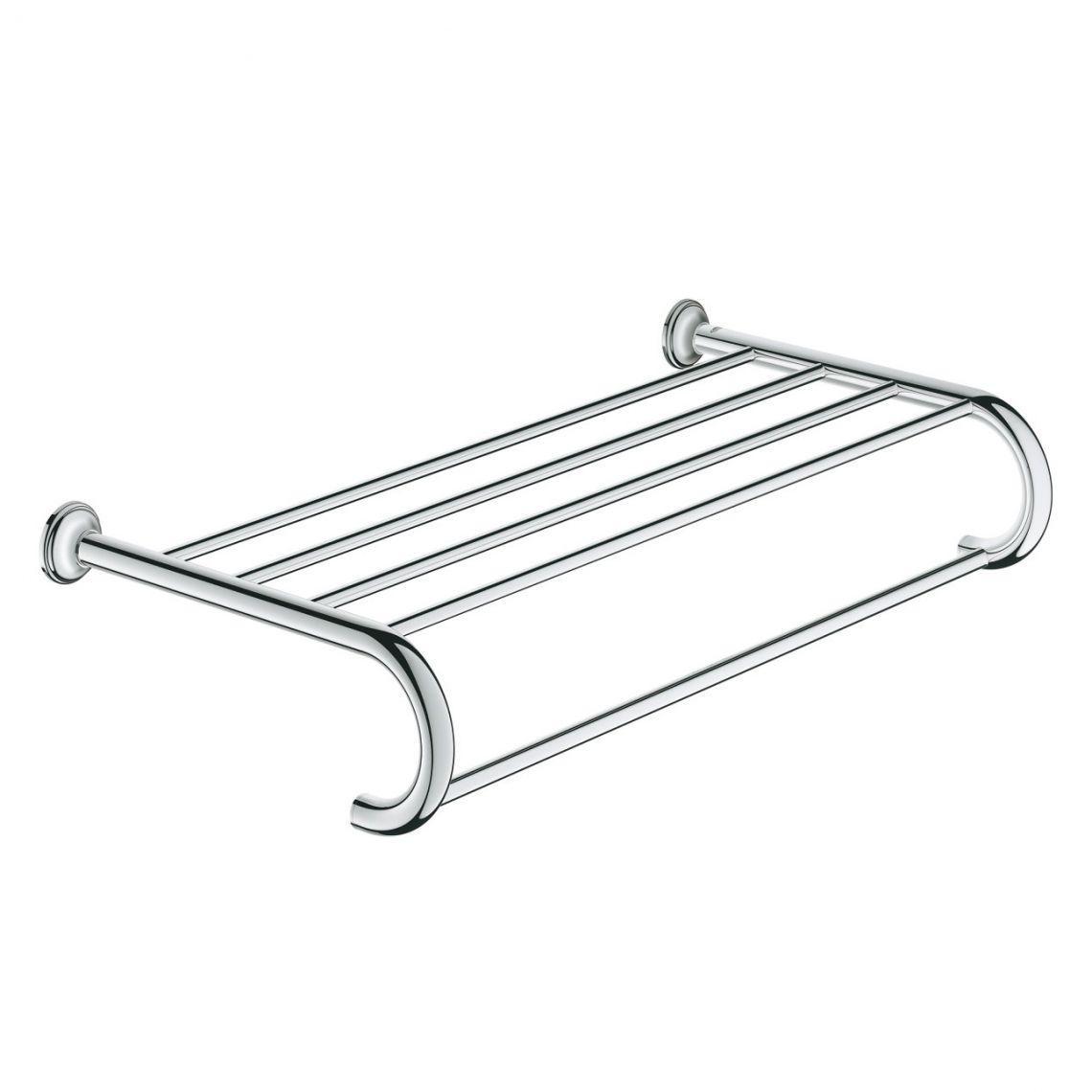 Полочка для полотенец Grohe Essentials Authentic 58,6 (40660001)
