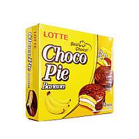Десерт Choco Pie Banana 12 packs 336g