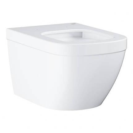 Унитаз подвесной Grohe Euro Ceramic, белый (39328000), фото 2
