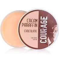 Крем-парафин Courage Chocolate Cream Paraffin Шоколад для парафинотерапии, 300 мл
