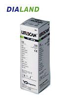 Смужки для аналізу сечі Уріскан (Uriscan) U41 11 показників