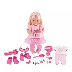 Кукла Беби Борн девочка 42 см + аксессуары  КОД: (222)