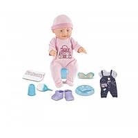 Кукла Беби Борн мальчик 42 см с одеждой и аксессуарами КОД: (224)