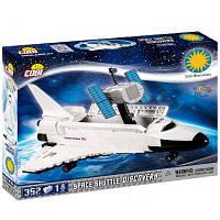 Конструктор Cobi Космический шаттл Дискавери 352 деталей (COBI-21076A)