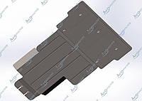 Захист двигуна і КПП Mercedes Vito (W447) (2014--) 2.2 CDI механіка всі