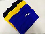 Футболка однотонная FILA, фото 3