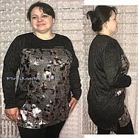 Туника женская  большие размеры( с 50 по 64)