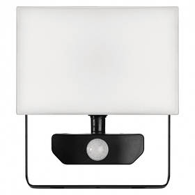 Светодиодный прожектор EMOS ZS2931 LED TAMBO 30W 2400Лм 4000К PIR IP54 КОД: ZS2931