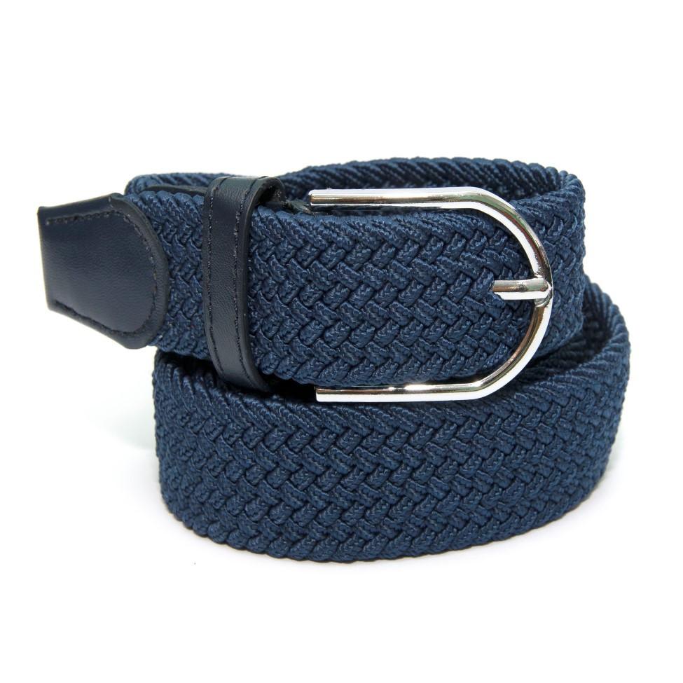 Синій стрейчевий ремінь RGN-2215