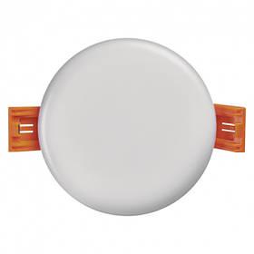 Світлодіодна панель EMOS ZV1112 6Вт 400лм 4000K кругла Біла КОД: ZV1112