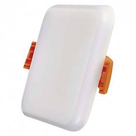 Светодиодная панель EMOS ZV2111 6Вт 400лм 3000K квадратная Белая КОД: ZV2111