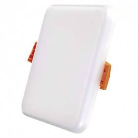Світлодіодна панель EMOS ZV2112 6Вт 400лм 4000K квадратна Біла КОД: ZV2112