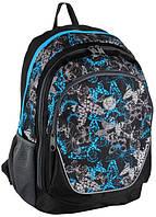 Стильный молодежный рюкзак для города PASO 21L, 16-367B, фото 1