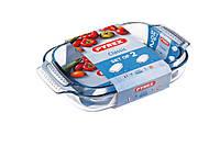 Набор форм для запекания PYREX CLASSIC 2 шт 38х25 см,34х22 ,прямоугольная форма для выпечки,жаропрочная посуда