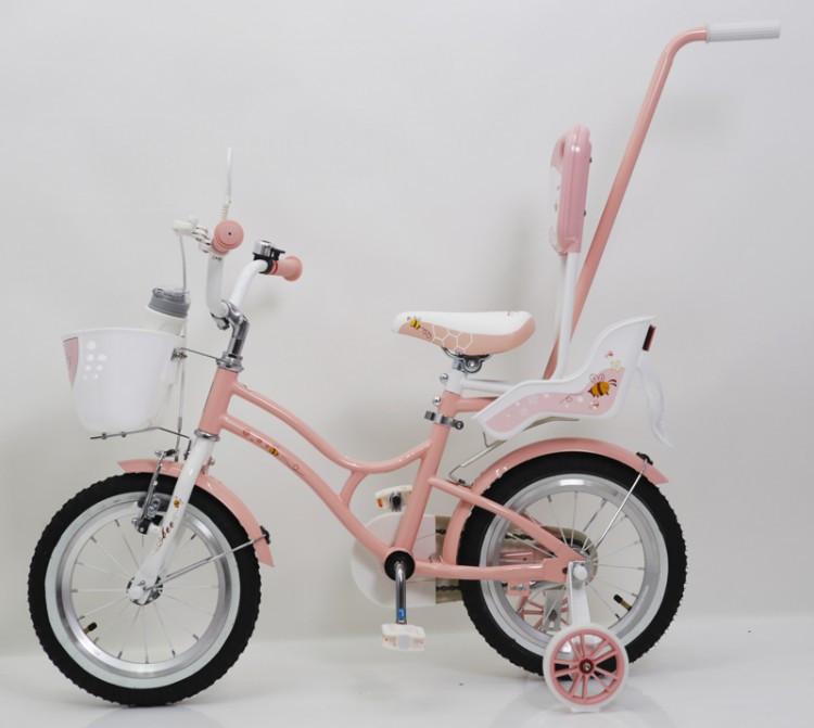 Дитячий двоколісний велосипед (від 5 років) на 16 дюймів NEXX BOY