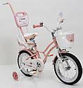 Дитячий двоколісний велосипед (від 5 років) на 16 дюймів NEXX BOY, фото 3