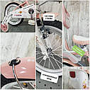 Дитячий двоколісний велосипед (від 5 років) на 16 дюймів NEXX BOY, фото 4