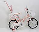 Дитячий двоколісний велосипед (від 5 років) на 16 дюймів NEXX BOY, фото 7