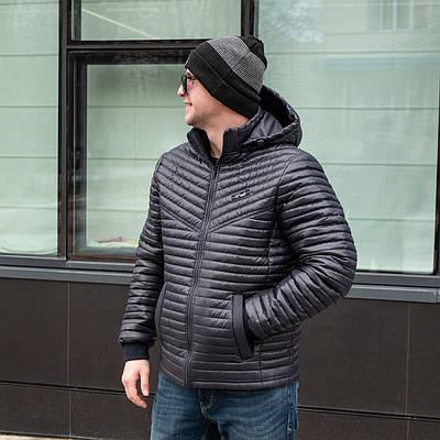 Куртка мужская весенняя   от производителя 50-58 темно-синий