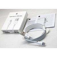 Оригинальный Lightning Лайтинг кабель шнур iPhone Айфон 5/6/7/8/Х(USA)