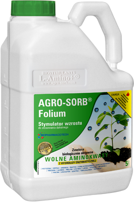 Стимулятор росту амінокислоти Агро Сорб Фоліум AGRO-SORB Folium