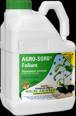 Стимулятор росту амінокислоти Агро Сорб Фоліум AGRO-SORB Folium, фото 2