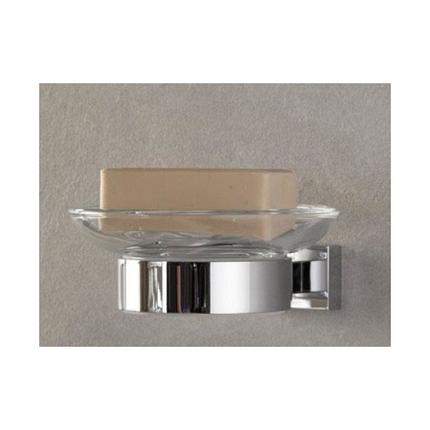 Мыльница с держателем Grohe Essentials Cube , хром (40754001), фото 2