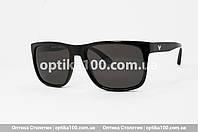 Солнцезащитные очки ДЛЯ ЗРЕНИЯ c диоптриями в стиле Armani, фото 1