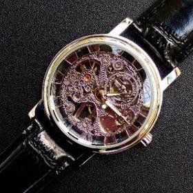 Скелетоны часы