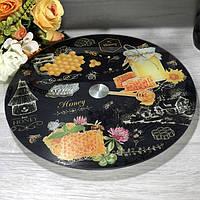 Блюдо вращающееся для десерта 32 см, фото 1