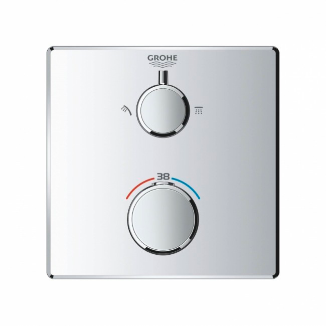 Термостат для душа Grohe Grohtherm SmartControl (24079000)