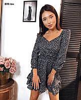 Стильное женское платье 899 ген, фото 1