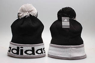 Шапка зимняя Adidas / SPK-345 (Реплика)