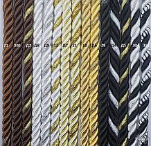 Кант (шнур) декоративный диаметром от 10 мм до 14 мм Харьков