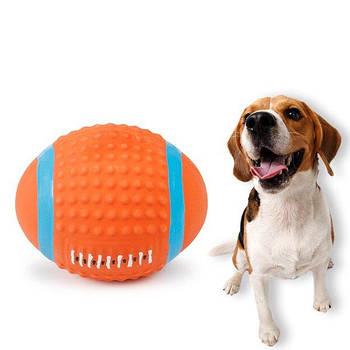 Игрушки из литой резины для собак