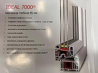 Металлопластиковые окна aluplast IDEAL 7000