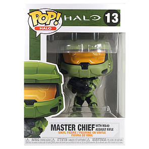 Колекційна фігурка Funko POP! Vinyl: Games: Halo Infinite: Master Chief