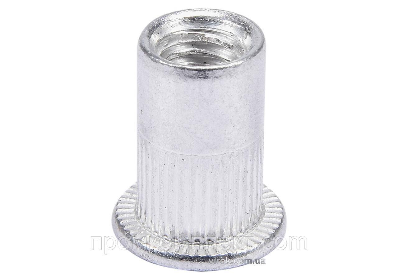 Нітогайка алюмінієва YATO М6 х 14 мм 20 шт