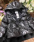 Теплая кожаная куртка, фото 10