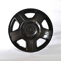 Колпак для автомобильных дисков Daewoo (Дэу) R14 Черный.